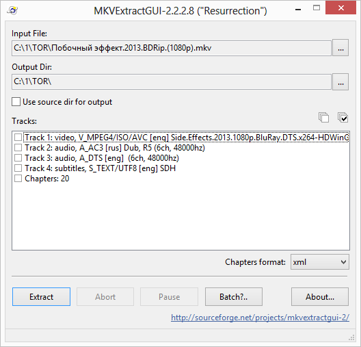 MKVExtractGUI2