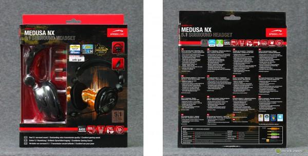 SPEEDLINK Medusa NX 5.1