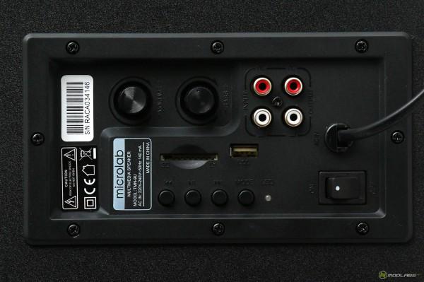Microlab TMN9-U
