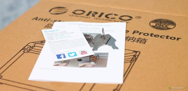 ORICO BSC35-05-SV