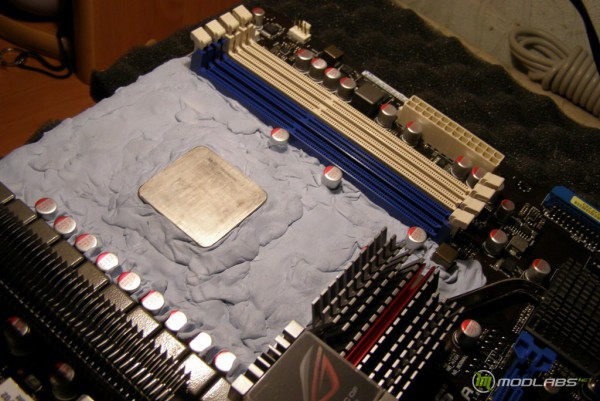 AMD Phenom II X4 965BE + ASUS Crosshair III