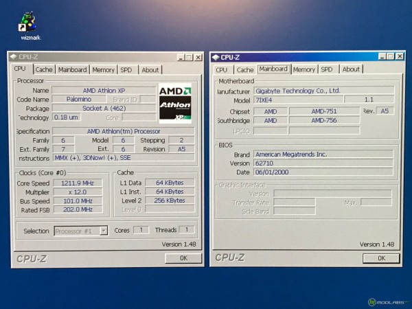 Gigabyte GA-7IXE4 and AMD Athlon XP SSE enabled