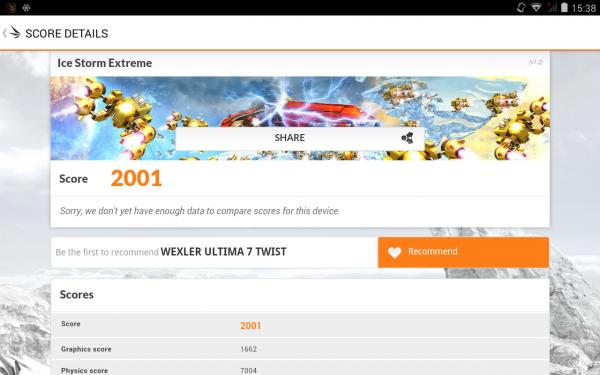 WEXLER.ULTIMA 7 TWIST