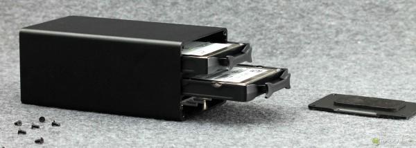 SilverStone DS223