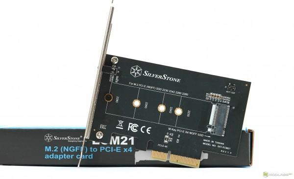 SilverStone EMC21