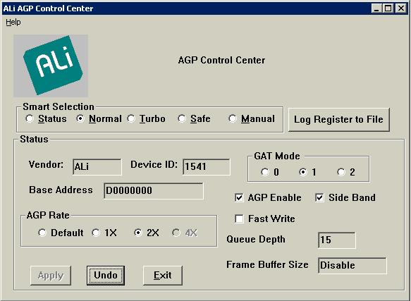 agp utility scr1