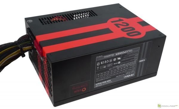 Antec Truepower Quattro 1200W Overclocking Edition