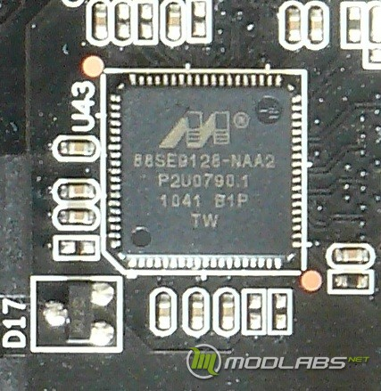 Обзор Sapphire Pure Black P67 Hydra - Marvell 88SE9128 - контроллер SATA3 6Gbps