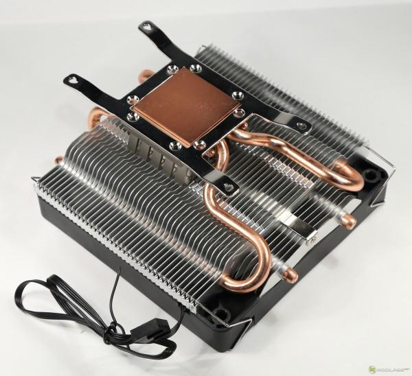 Кулер GELID SlimHero, установки рамки для AMD #1