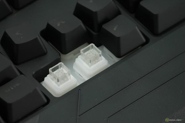 Снятые клавиши