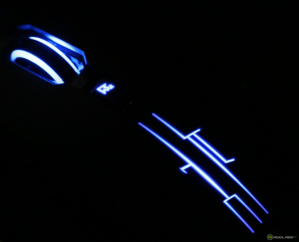 Мышь в темноте