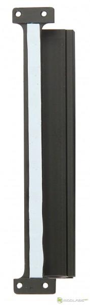 Обзор Sapphire Pure Black P67 Hydra - радиатор системы питания процессора, вид снизу, термоинтерфейс