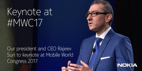 Nokia MWC 2017