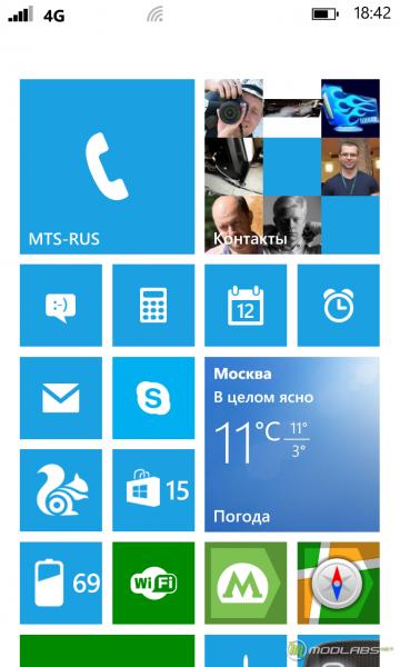 Установка Windows Phone 8 GDR3