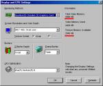 02 Advanced SST SLI 3DMark2000 settings