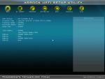 ASRock P67 Extreme6 UEFI (v1.4) - 2600K - 5500MHz