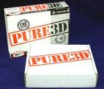 Коробка от 3D ускорителя Canopus Pure3D - перспектива