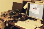 Эксперементальный стенд Napalm FX Ultimate. В процессе тестирования
