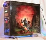Корпус в стиле игры Fallout - лучший ПК СНГ 2003, публиковался на обложке ДПК
