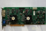 "STB Voodoo5 5500 MAC 2x VSA-100 166MHz (rev A) 64Mb SDRAM 6ns ""Toshiba"" PCI - Product of Mexico - 2900 - 210-0414-001-A1"