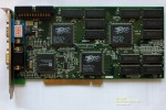 A-Trend Helios 3D (или Yakumo 3Dfx Voodoo2) ATC-2455 Ver:2.0 100MHz - Made in Taiwan - 9841 - 600-0027-03