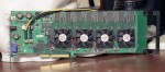 3dfx Voodoo 5 6000 AGP 128 Mb (3700, rev 210-0391-001-A Pre Production)