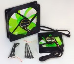 Вентиляторы Nanoxia FX и DX