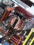 Thermaltake (CL-W0087) Aqua Brazing CPU W1 и asus p5k premium