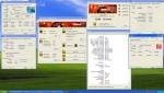 Core 2 QX9650 @ 3.4 ГГц и Radeon HD 3850 AGP - Результат в 3Dmark 2001 (Windows XP SP3 x86)