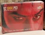 Voodoo 2 1000 PCI 12 MB PCI