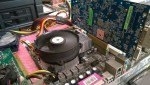 Radeon HD 3850 AGP на ANOVO AIMB865