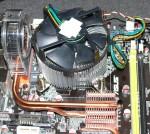 Обзор GlacialTech F101, боксовый кулер интел (intel box booler)