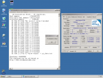 Результаты теста Core 2 Duo E5300 на стандартной частоте