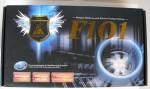 Обзор GlacialTech F101, коробка кулера GlacialTech F101 вид спереди
