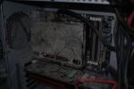 Пыль в процессорном кулере
