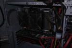 Пыль в процессорном кулере удалена