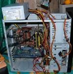 Обзор GlacialTech F101, Thermaltake (CL-W0087) Aqua Brazing CPU W1