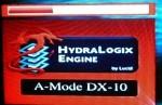 Обзор Sapphire Pure Black P67 Hydra - индиактор активности режима A-Mode в 3D Mark Vangage