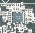 Обзор Sapphire Pure Black P67 Hydra - uP6228A ШИМ или PWM контроллер питания процессора