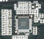 Обзор Sapphire Pure Black P67 Hydra - uP6213AJ ШИМ или PWM контроллер ОЗУ, CPU_VTT