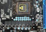 Обзор Sapphire Pure Black P67 Hydra - система питания процессора (6+2 фазы)
