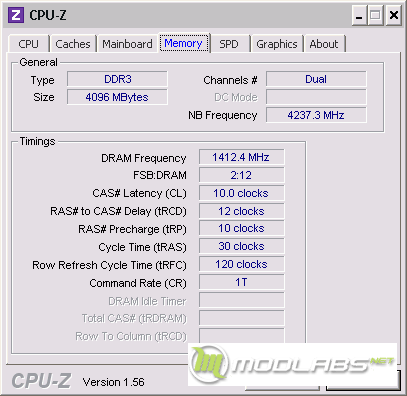 Частота валидации в CPU-Z на жидком азоте = 2824 МГц