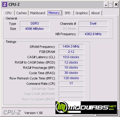 Частота валидации в CPU-Z на жидком азоте = 2908 МГц