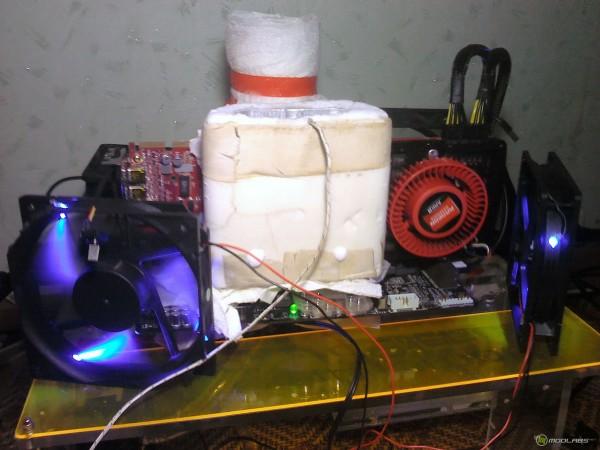 Бенч FX-8350 HD7970
