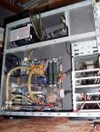 Собранная в корпусе InWin X710 система