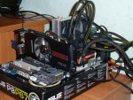 ASUS Sibertooth 990FX и AMD FX-8350 Vishera установлены для бенчинга