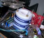 Разгон Kingmax Nano TDT на воздухе без радиаторов