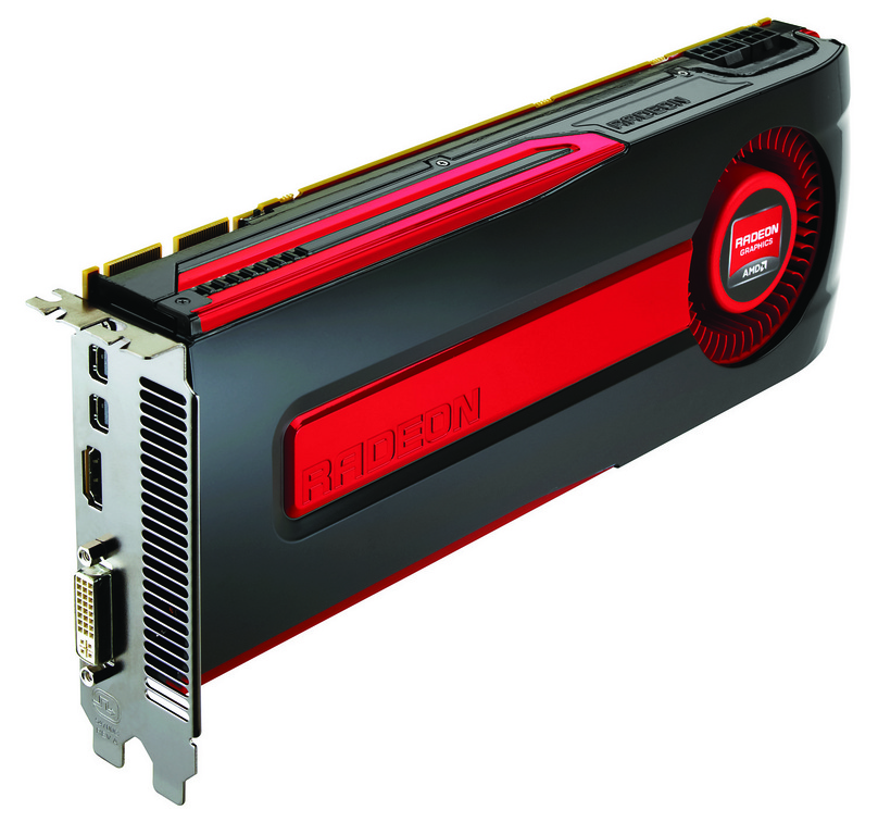 XFX Radeon HD 7970 GHz Edition 3GB 384Bit GDDR5 PCI