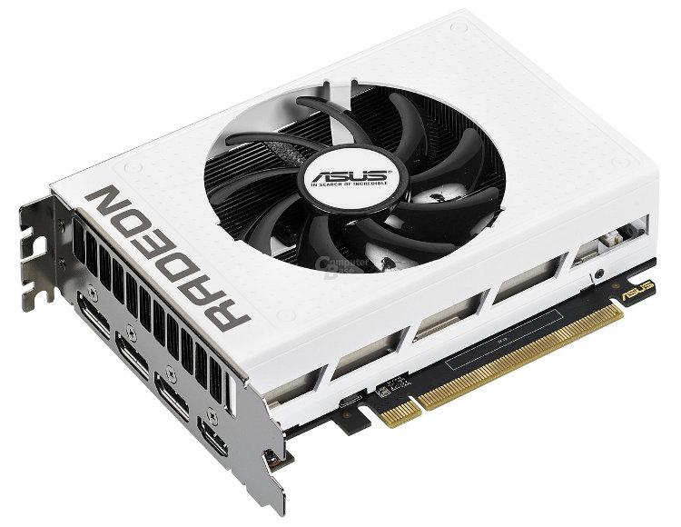 ASUS Radeon R9 Нано White Edition