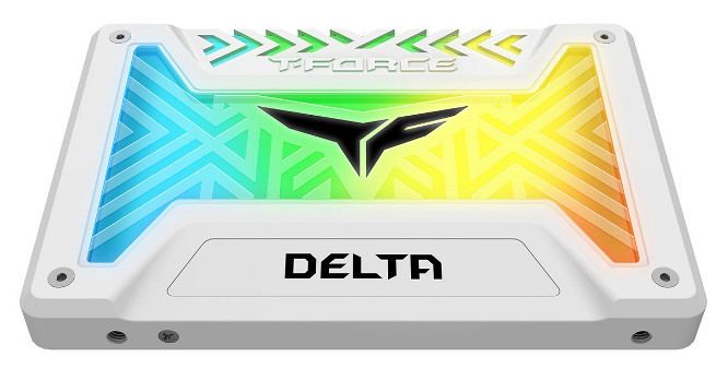 Team Group Ssd T Force Delta